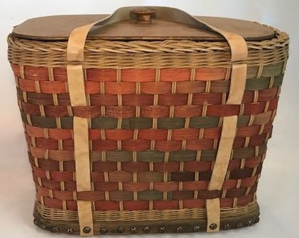 Basket Weaving Kits : Sandyatkinson michigan basket supplies and