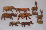 Noah's Ark Animals B