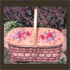 Fruit Picnic Basket