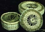 Basket to Contain Seagrass
