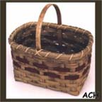 Single Lunch Pail Basket