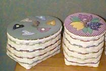 Whimsee Lid Baskets